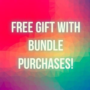 🛍🛍🛍    BUNDLE AND SAVE!!     🛍🛍🛍